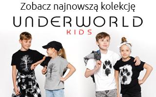 Zobacz najnowszą kolekcję Underworld Kids