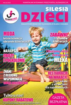 Już wkrótce - nowy numer magazynu 'Silesia Dzieci'!