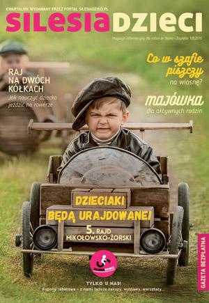 Już dostępny - nowy numer magazynu 'Silesia Dzieci'!