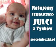 Ratujemy serduszko Julci z Tychów