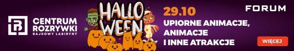 Forum Gliwice - halloween