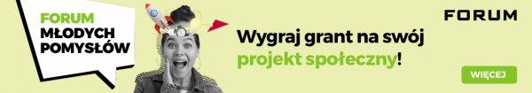 Forum Gliwice - grant dla młodych