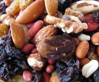 Bakalie to zdrowa, słodka przekąska (fot. sxc.hu)