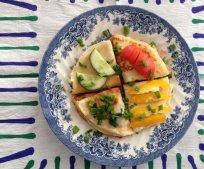 Naleśniki stanowią świetną alternatywę dla chleba (fot. Zosia Borowczyk)