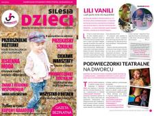 """Jesienna odsłona magazynu """"Silesia Dzieci"""" (fot. redakcja SD)"""