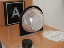 """Fragment interaktywnej wystawy """"Świat zmysłów"""" prezentowanej w Muzeum Górnośląskim w 2014 roku (fot. Witalis Szołtys)"""