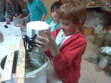 Zajęcia z ceramiki organizowane są w Katowicach-Nikiszowcu (fot. materiały pracowni)