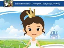 """Na spektakl pt. """"Przygoda Kapryśnej Królewny"""" zaprasza restauracja Appassionata (fot. mat. organizatora)"""