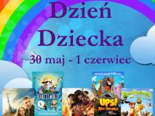 W Planet Cinema od 30 maja do 1 czerwca maluchy mogą liczyć na mnóstwo atrakcji (fot. mat. organizatora)