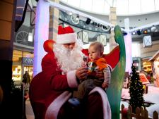 Święty Mikołaj odwiedzi SCC w sobotę, 6 grudnia. Świąteczne Miasteczko będzie czynne do końca miesiąca (fot. mat. SCC)