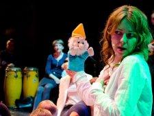 """""""Maluchy w krainie dźwięku"""" to propozycja Gliwickiego Teatru Muzycznego dla najmłodszej publiczności (fot. mat. teatru)"""