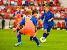 Wybierając obóz piłkarski Polish Soccer Skills w Szczyrku, macie szansę na darmowy wyjazd do Portugalii (fot. mat. organizatora)