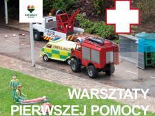 Słoneczna Kraina zaprasza dzieci i młodzież na warsztaty pierwszej pomocy (fot. materiały organizatora)