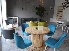 Kawiarnia Rodzinka Cafe zachęca nie tylko ciekawym menu, ale też wnętrzem przystosowanym dla małych i większych dzieci (fot. mat. kawiarni)