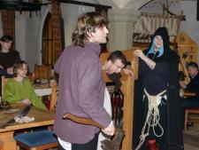 Warownia Pszczyński Rycerzy znów zaprasza na ciekawe spotkanie (fot. materiały Warowni)