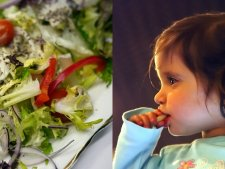 Jest kilka sposobów, dzięki którym nasza pociecha polubi warzywa (fot. sxc.hu)