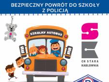W CH Stara Kablownia odbędzie się edukacyjne spotkanie z policjantem (fot. mat. organizatora)