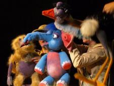 """""""Takie sobie bajeczki"""" to kolejna propozycja na niedzielny Podwieczorek Teatralny (fot. materiały Teatru Gry i Ludzie)"""