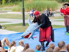 Chorzowski Teatrzyk Ogrodowy organizowany jest od 2007 roku (fot. materiały ChTO)