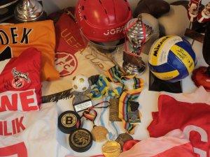 Warsztaty w Tyskiej Galerii Sportu to ciekawa propozycja dla młodych kibiców (fot. archiwum FB Tyska Galeria Sportu)