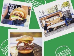 Na Rynku swoje dania serwował będzie m.in. Królleski Burger (fot. mat. organizatora)
