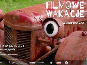 """""""Traktorek Florek - nowe przygody"""" będzie wyświetlony w kinie Kosmos 23 lipca o godz. 10 (fot. mat. organizatora)"""