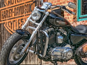 """Wystawa """"Harley Davidson"""" w WALCOWNI będzie motywem przewodnim warsztatów, które odbędą się 9 lutego (fot. pixabay)"""