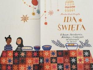 Książka to idealna propozycja na długie, zimowe wieczory (fot. Ewelina Zielińska/SilesiaDzieci.pl)