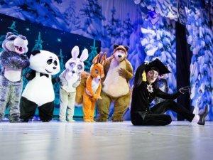 Na scenie pojawią się Masza, Niedźwiedź oraz ich przyjaciele (fot. mat. organizatora)