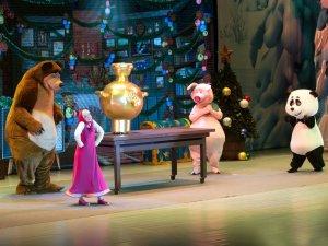 Na scenie pojawią Masza, Niedźwiedź oraz ich przyjaciele (fot. mat. organizatora)