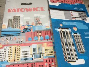 NIEMAPA to zupełnie nowe spojrzenie na temat miejskich przewodników. (fot. Ewelina Zielińska/SilesiaDzieci.pl)