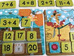 Piraci to gra edukacyjna (fot. Ewelina Zielińska/SilesiaDzieci.pl)