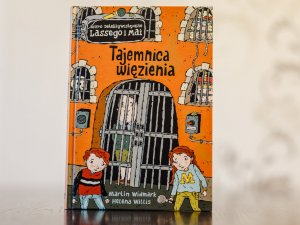 """Seria """"Biuro Detektywistyczne Lassego i Mai"""" ukazuje się w Polsce dzięki wydawnictwu Zakamarki (fot. Ewelina Zielińska)"""