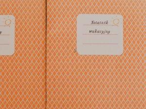 """Mamy dla Was dwa egzemplarze """"Notatnika wakacyjnego"""" (fot. Ewelina Zielińska)"""