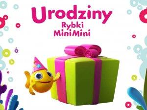 W naszym konkursie możecie wygrać zaproszenia na spotkanie z Rybką MiniMini (fot. mat. kina)