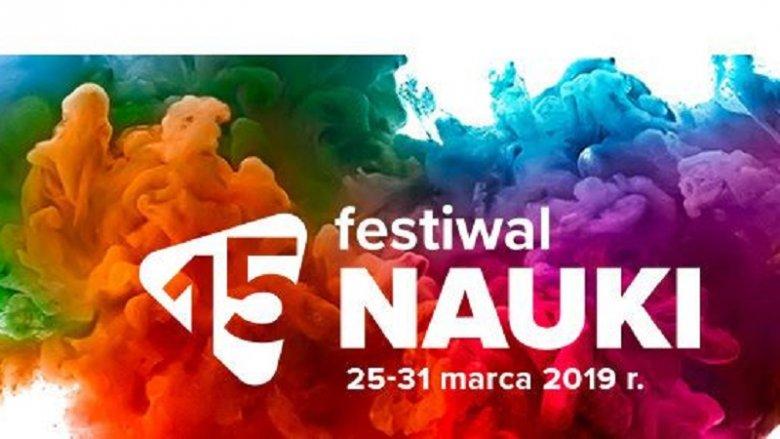 Festiwal to 7 dni i około 150 ciekawych spotkań z nauką (fot. mat. organizatora)