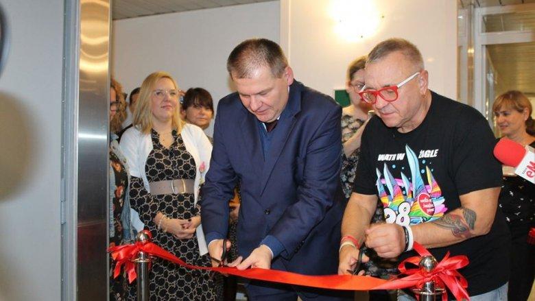 Nowoczesny rezonans magnetyczny, dzięki WOŚP, trafił do Górnośląskiego Centrum Zdrowia Dziecka w Katowiach (fot. archiwum zdjęć na Fb GCZD)