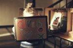 Na Przystanku funkcjonuje GiveBox, gdzie można zostawić/znaleźć różnie rzeczy (fot. FB Przystanek Śniadanie)