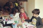 W bezpłatnych warsztatach mogą wziąć udział dzieci odwiedzające Przystanek (fot. FB Przystanek Śniadanie)
