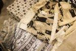 Urbania i akcesoria wykonane były z tkanin o nietuzinkowych wzorach (fot. mat Fb Silesia Bazaar)