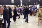 Wszystkie stoiska znajdowały się na jednej sali - niczego nie dało się pominąć (fot. mat. FB Silesia Bazaar)