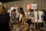 Ciekawą propozycją był skórzane buciki dla najmłodszych (fot. mat. FB Silesia Bazaar)