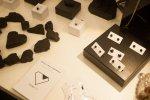 Biżuterię z węgla prezentowało również I Coal You (fot. mat. FB Silesia Bazaar)
