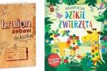 W naszym konkursie można wygrać także książki wydawnictwa Wilga (fot. mat. wydawnictwa)