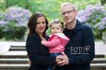 Marta z rodzicami w plenerze (fot. Anna Dudek)