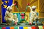 """""""Afrykańska przygoda"""" to spektakl stworzony z myślą o najmłodszych widzach (fot. artchiwum FB Teatru Anateum)"""
