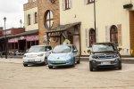 W Miasteczku Westernowym Twinpigs można było podziwiać samochody elektryczne (fot. Katarzyna Szawińska)
