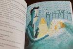 """""""Mania czy Ania"""" Ericha Kastnera została wydana przez wydawnictwo Jung-Off-Ska wraz z audiobookiem (fot. Ewelina Zielińska)"""