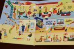"""""""W górach"""" i """"Nad morzem"""" to książki obrazkowe od wydawnictwa Babaryba (fot. Ewelina Zielińska)"""