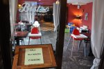 W Bistro Braks na rodziny z dziećmi czeka wiele udogodnień: są krzesełka do karmienia, przewijaki w łazience, kącik zabaw i baloniki dla każdego malucha (fot. materiały Bistro Braks)